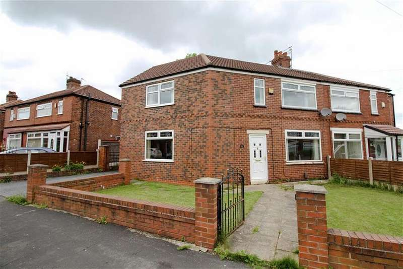 3 Bedrooms Semi Detached House for sale in Dunoon Road, South Reddish, Stockport