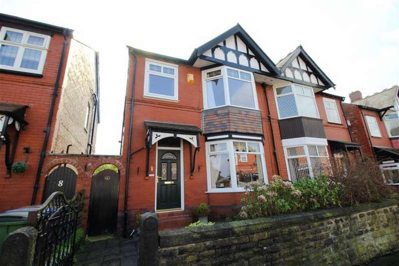 3 Bedrooms Semi Detached House for sale in Bryn Drive, South Reddish, Stockport