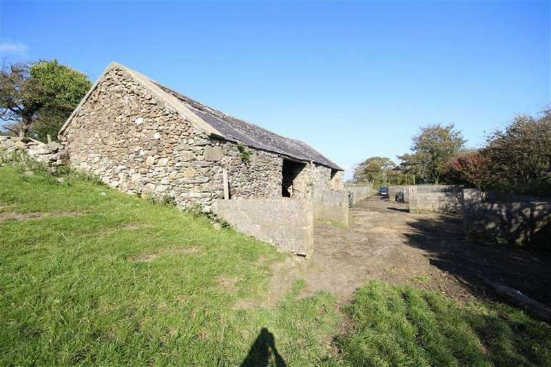 3 Bedrooms Barn Conversion Character Property for sale in Llanerchymedd, Anglesey, LL71