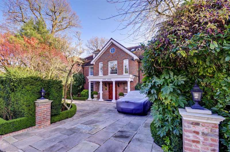 6 Bedrooms Detached House for sale in West Lodge, Compton Avenue, N6