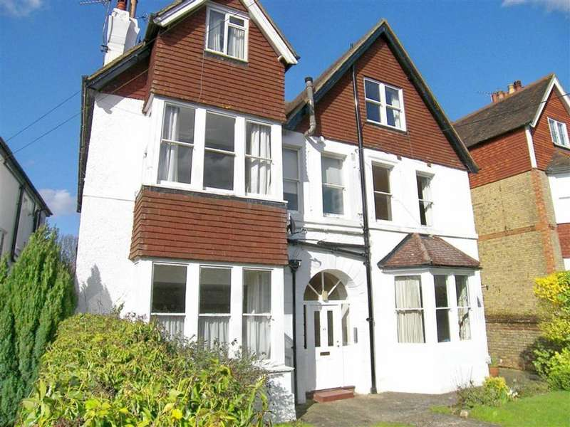 2 Bedrooms Flat for sale in Eardley Road, Sevenoaks, TN13