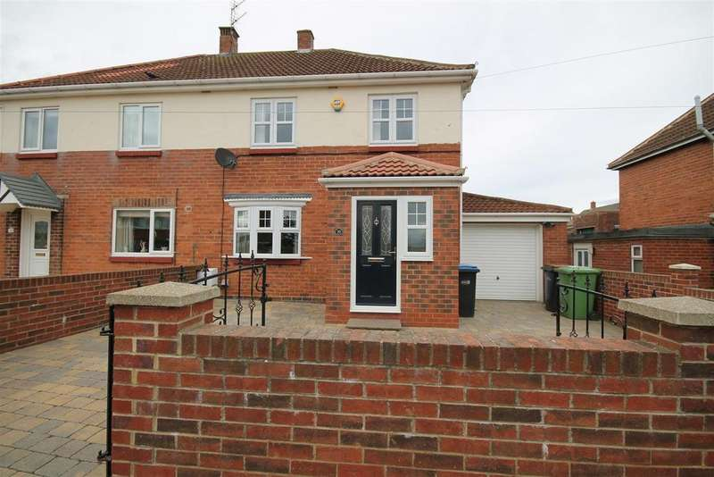 2 Bedrooms Semi Detached House for sale in Main Road, Trimdon Village