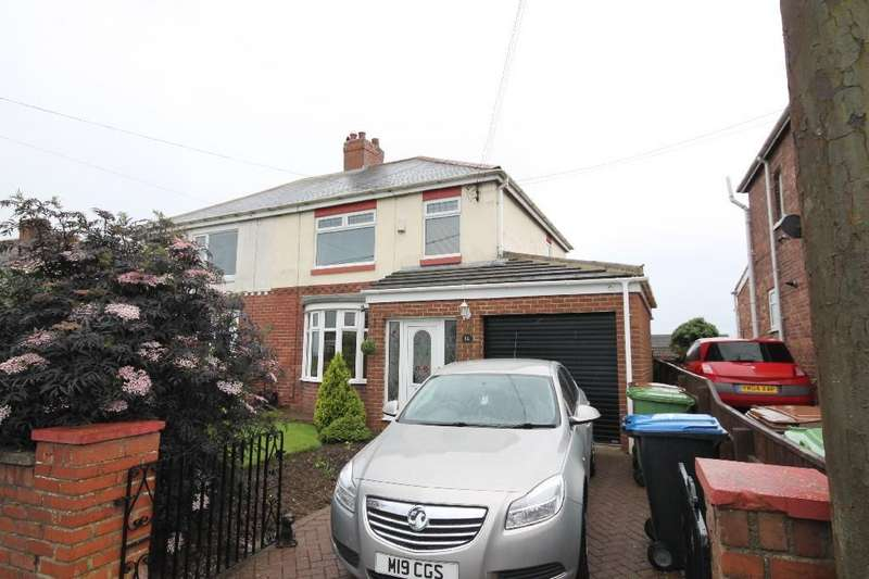 3 Bedrooms Semi Detached House for sale in West Lane, Trimdon Village
