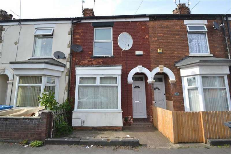 2 Bedrooms Terraced House for sale in Thoresby Street, Hull, HU5