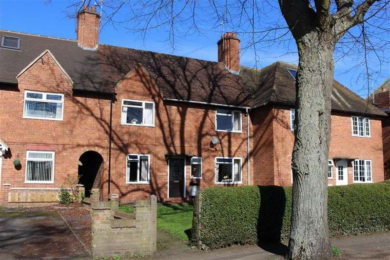 3 Bedrooms Terraced House for sale in Leicester Street, Leamington Spa, CV32