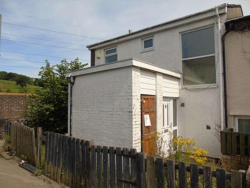2 Bedrooms End Of Terrace House for sale in Shelley Walk, Pontypridd