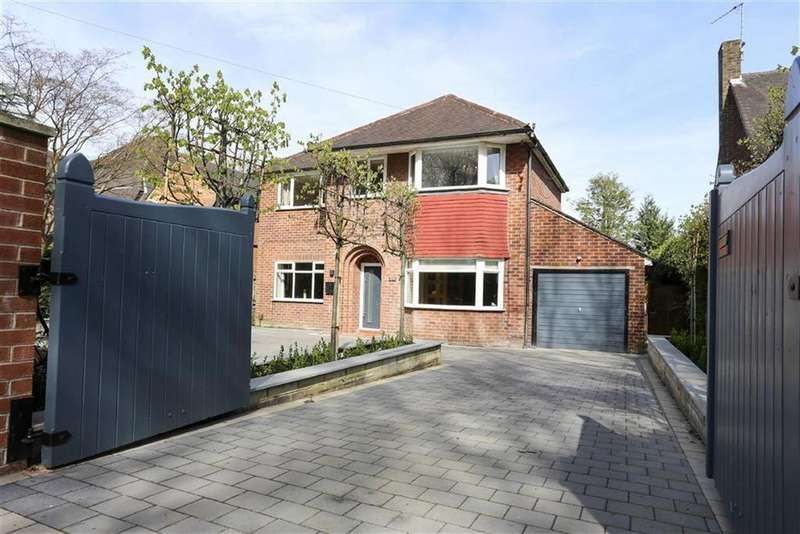 4 Bedrooms Detached House for sale in Wythenshawe Road, Northern Moor, Manchester