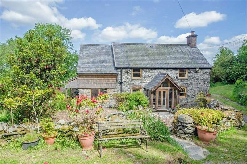 4 Bedrooms Detached House for sale in Cyffylliog, Ruthin