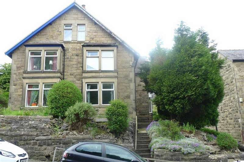 4 Bedrooms Semi Detached House for sale in Holker Road, Buxton, Derbyshire