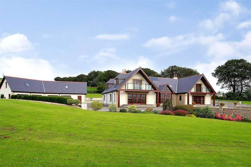 5 Bedrooms Detached House for sale in Kings View, Rothienorman, Inverurie, Aberdeenshire, AB51