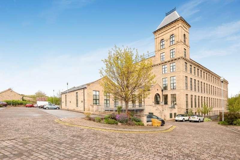 2 Bedrooms Duplex Flat for sale in WHITFIELD MILL, MEADOW ROAD, APPERLEY BRIDGE, BD10 0LP