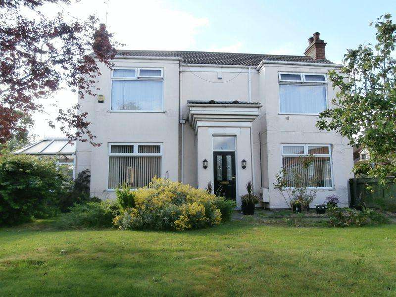 2 Bedrooms Semi Detached House for sale in Main Street, Burstwick