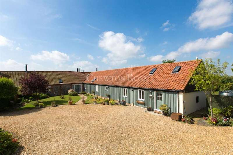 5 Bedrooms Barn Conversion Character Property for sale in Central Norfolk