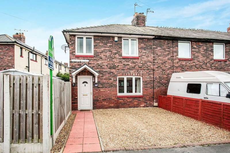 3 Bedrooms Semi Detached House for sale in Henderson Road, Carlisle, CA2
