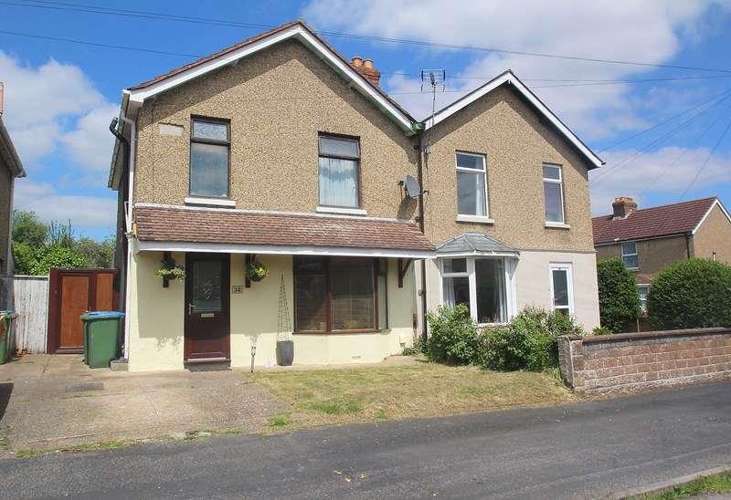 3 Bedrooms Semi Detached House for sale in Alders Road, Fareham