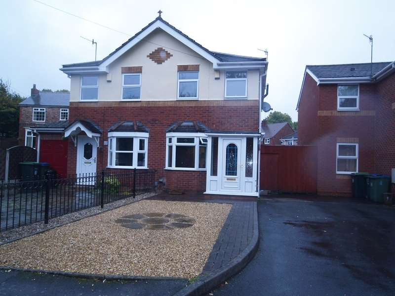 2 Bedrooms Semi Detached House for sale in Springfield Terrace, Rowley Regis