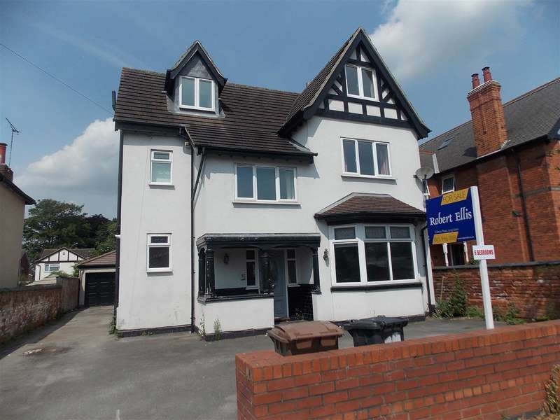 6 Bedrooms Detached House for sale in Station Road, Borrowash