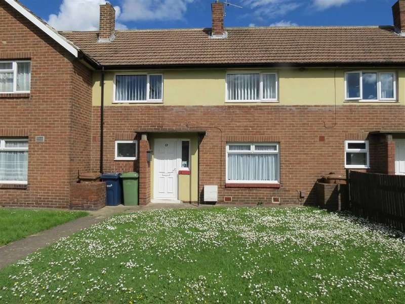 3 Bedrooms Terraced House for sale in Bristol Avenue, Donwell, Washington