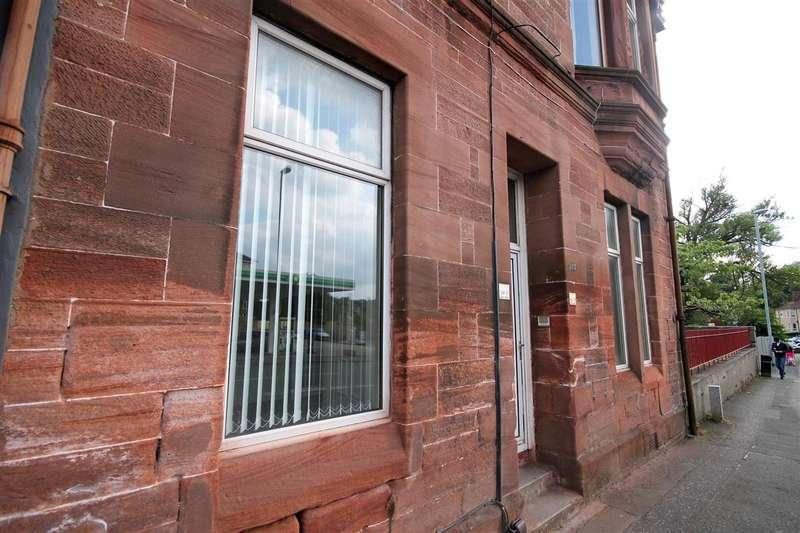 2 Bedrooms Flat for rent in Bank Street, Coatbridge