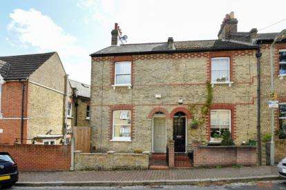 2 Bedrooms End Of Terrace House for sale in Stanmore Terrace, Beckenham