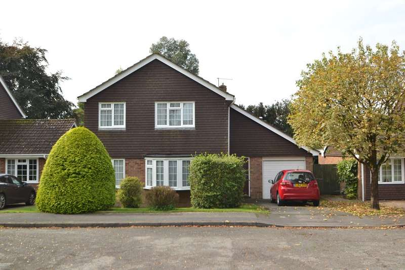 4 Bedrooms Detached House for sale in Downton