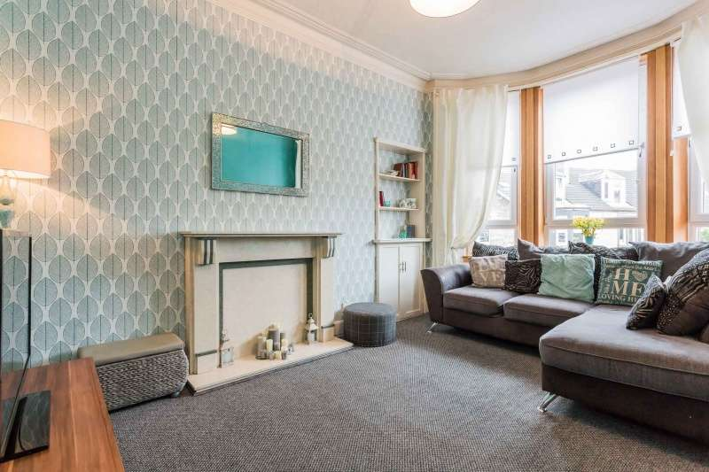 1 Bedroom Flat for sale in Cambuslang Road, Rutherglen, Glasgow, G73 1AW