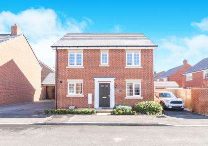 4 Bedrooms Detached House for sale in Sycamore Drive, Honeybourne, Evesham, Worcestershire