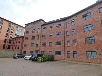 2 Bedrooms Flat for sale in West Point, Brook Street, Derby, Derbyshire