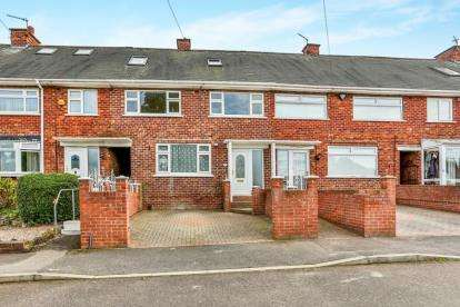 4 Bedrooms Terraced House for sale in Renway Road, Rotherham, South Yorkshire