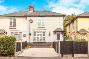 3 Bedrooms Semi Detached House for sale in Coombe Valley Road, Dover, Kent, England