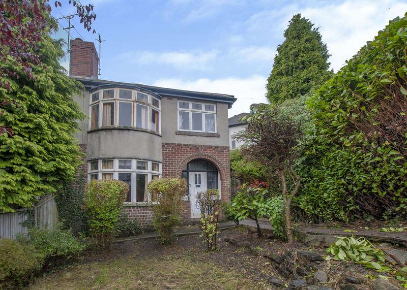3 Bedrooms Semi Detached House for sale in 37 Glenorchy Road, Carterknowle, S7 2EN
