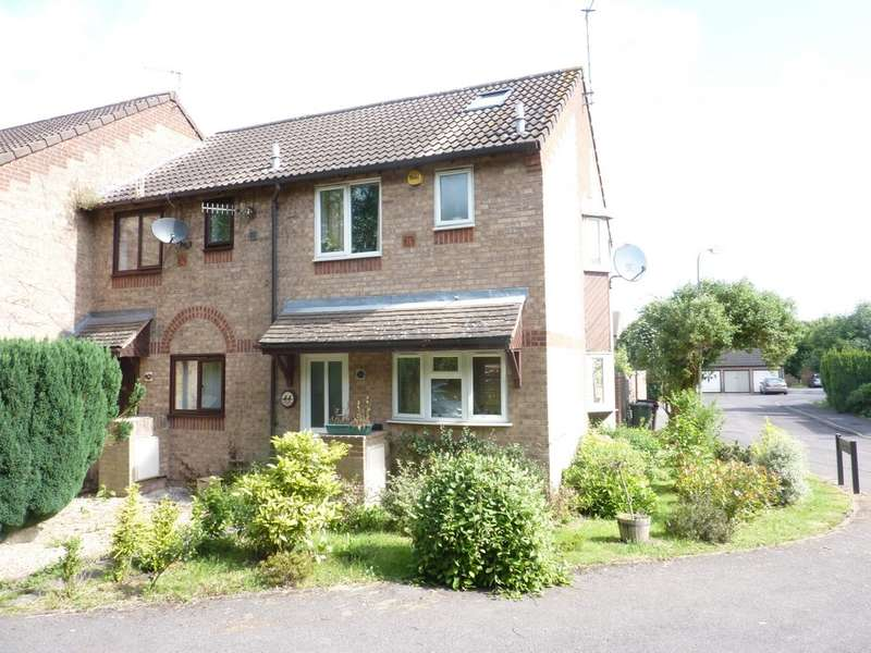 2 Bedrooms End Of Terrace House for sale in Fowler Road, Banbury