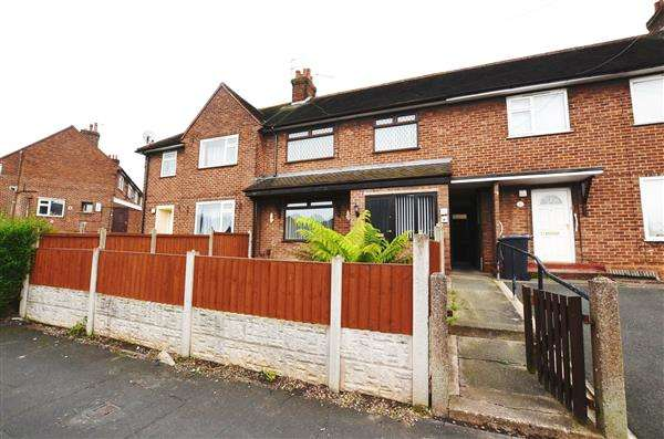 3 Bedrooms Town House for sale in Wright Avenue, Chesterton, Newcastle-under-Lyme