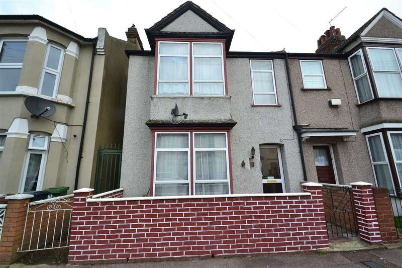 4 Bedrooms End Of Terrace House for sale in Glenny Road, Barking