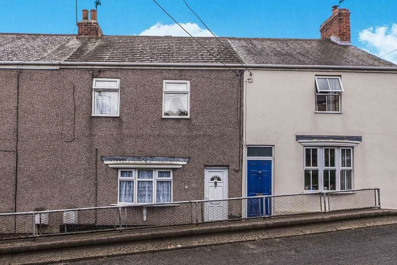 3 Bedrooms Terraced House for sale in Moneys Buildings, West Cornforth, Ferryhill, DL17