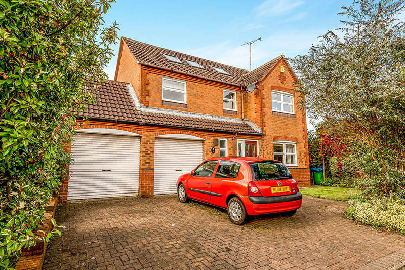 5 Bedrooms Detached House for sale in The Maltings, Robin Hood, Wakefield, WF3