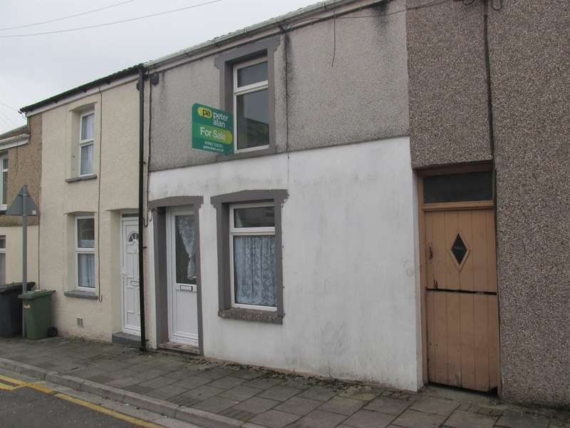 2 Bedrooms Terraced House for sale in Ynysllwyd Street, Aberdare