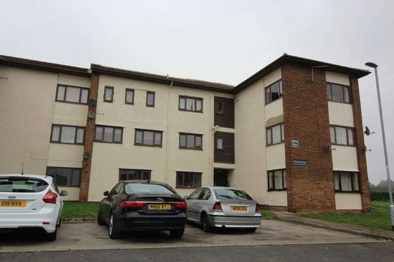 1 Bedroom Apartment Flat for sale in Gillstead House, Kingsdale Court, Leeds, West Yorkshire, LS14