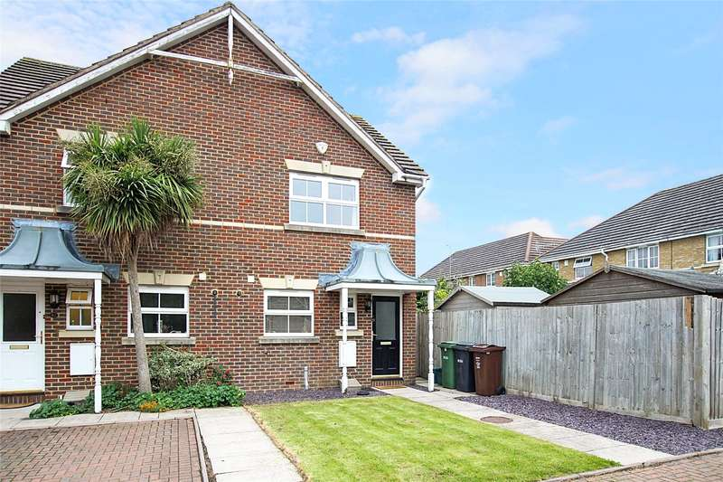 2 Bedrooms Semi Detached House for sale in Puddingstone Drive, St. Albans, Hertfordshire, AL4