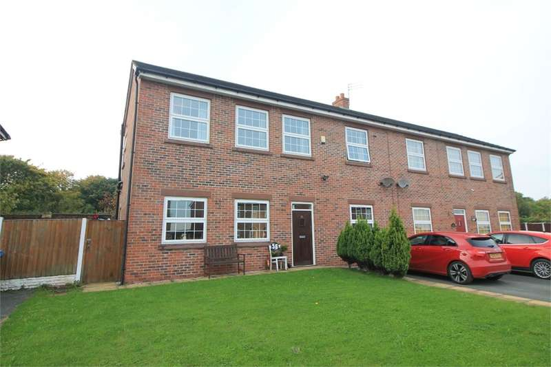 3 Bedrooms Semi Detached House for sale in Clocktower Drive, LIVERPOOL, Merseyside