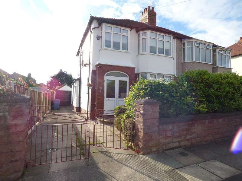 3 Bedrooms Property for sale in Chequers Gardens, Liverpool, Merseyside. L19 3PD