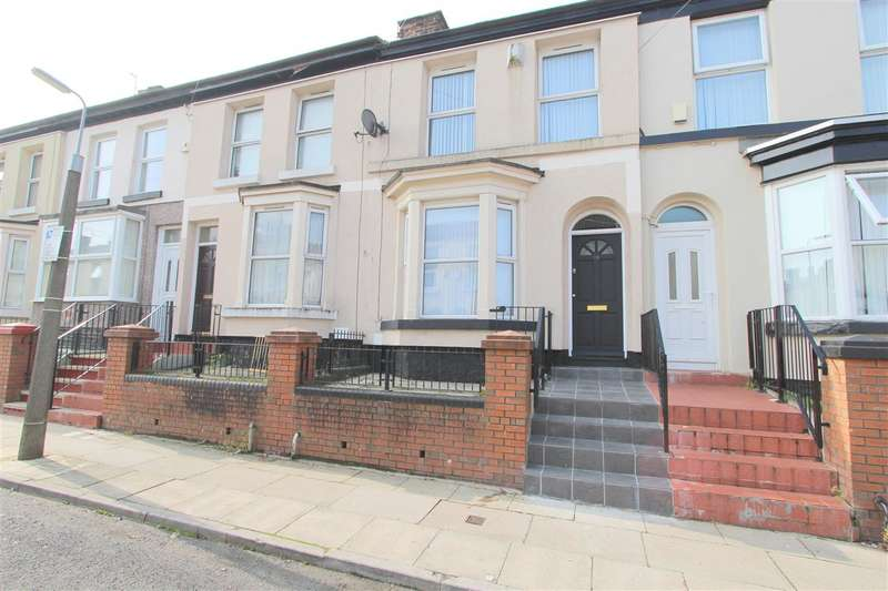 3 Bedrooms Terraced House for sale in Ullswater Street, Anfield, Liverpool