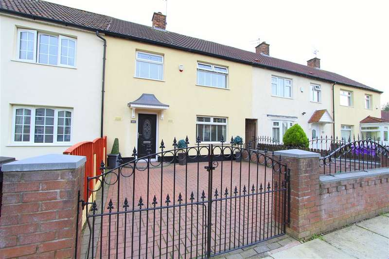 3 Bedrooms Terraced House for sale in Dumbrees Road, West Derby, Liverpool