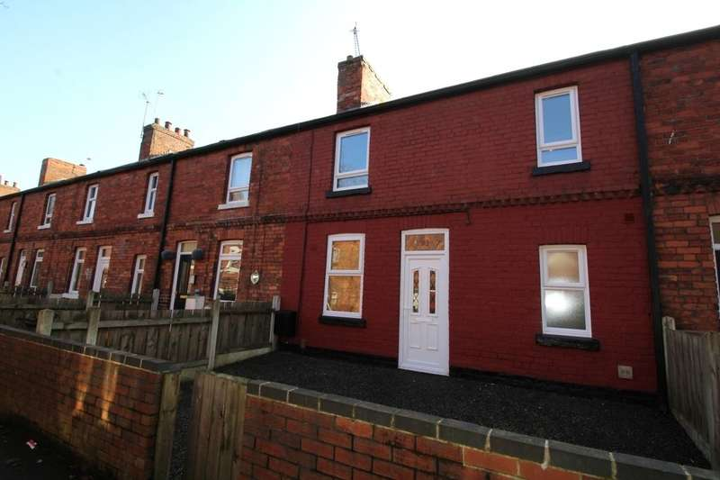 3 Bedrooms Property for sale in Chapel Terrace, Newstead Village, Nottingham, NG15