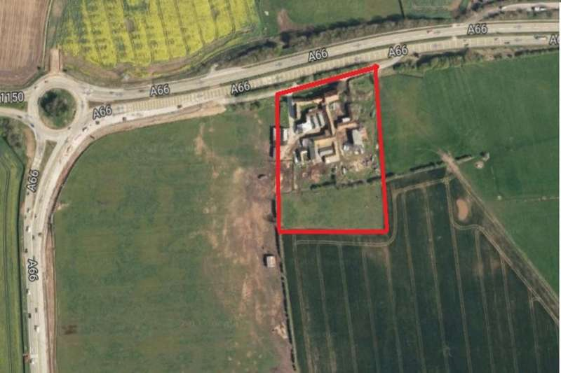 Land Commercial for sale in Little Burdon Farm, Great Burdon, Darlington, DL1