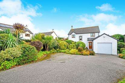 4 Bedrooms Detached House for sale in St. Agnes, Cornwall