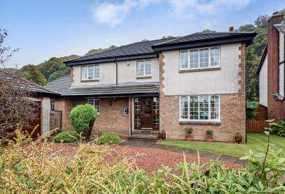5 Bedrooms Detached House for sale in Tummel Road, Wemyss Bay