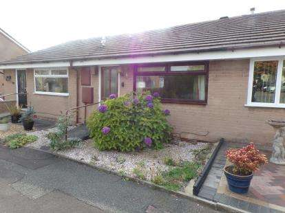 1 Bedroom Bungalow for sale in Castlerigg Drive, Burnley, Lancashire, BB12