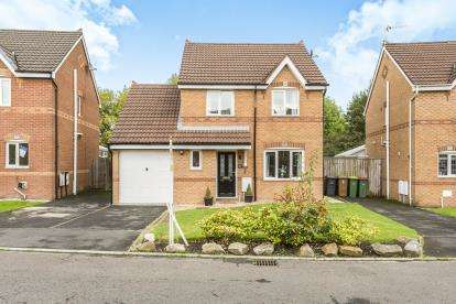 3 Bedrooms Detached House for sale in Broughton Tower Way, Fulwood, Preston, Lancashire, PR2