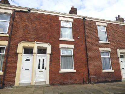 2 Bedrooms Terraced House for sale in St. Davids Road, Preston, Lancashire, PR1